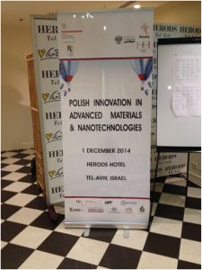 Polish Innovation in Advanced Materials & Nanotechnologies